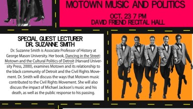 Motown Music and Politics