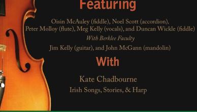 The Pure Drop:  Traditional Irish Music at Berklee