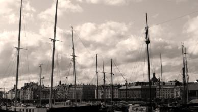Boats by Kathryn Bilinski