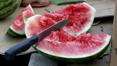 Watermelon, Haymarket by Kathryn Bilinski