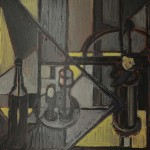Still Life with Wine Bottle 1953