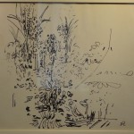 Ink Drawing 1977