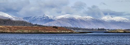 Across Loch Linnhe, Michael Russell
