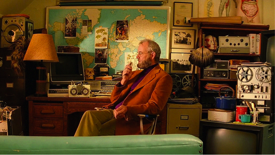 an analysis of the royal tenenbaums a film directed by wes anderson Though it was partly inspired by real life, writer-director wes anderson admits on  the film's dvd commentary that the film itself ended up being.