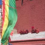 Joseph Coroniti, Banner Monks, Tibet