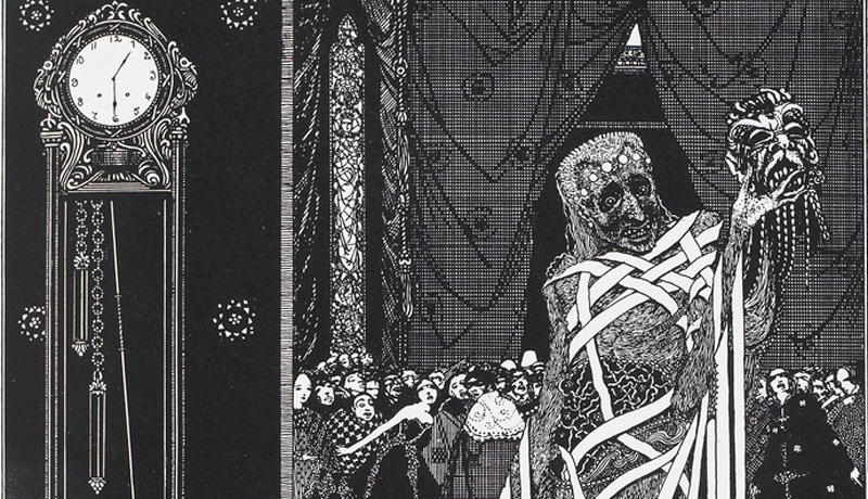essay on the masque of the red death The mask of the red death essaysthe masque of the red death, written by edgar allan poe, is about a masquerade party, hosted by a man named prince prospero during.