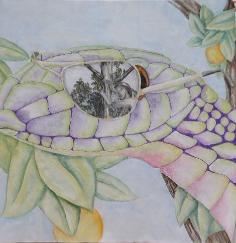 Reptilian Fantasies by Ruby Gertz