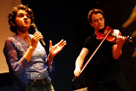 Pireeni and Colm