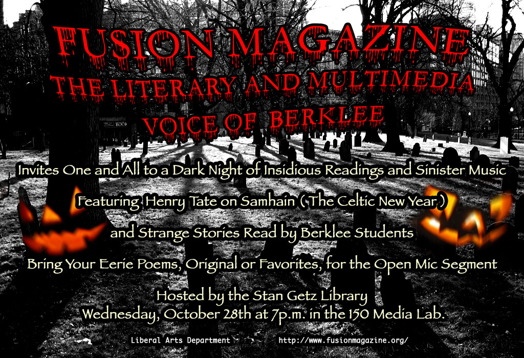 Fusion Halloween Event