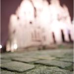 A Blurry Sacré Coeur